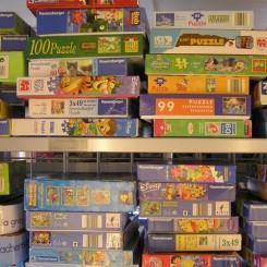 Spiele und Puzzles